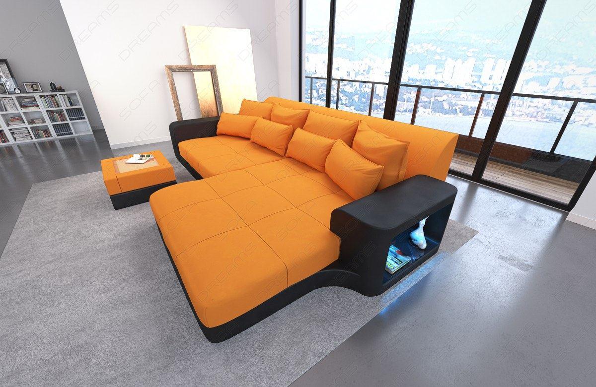 big sofa mit beleuchtung latest big sofa miami mit. Black Bedroom Furniture Sets. Home Design Ideas