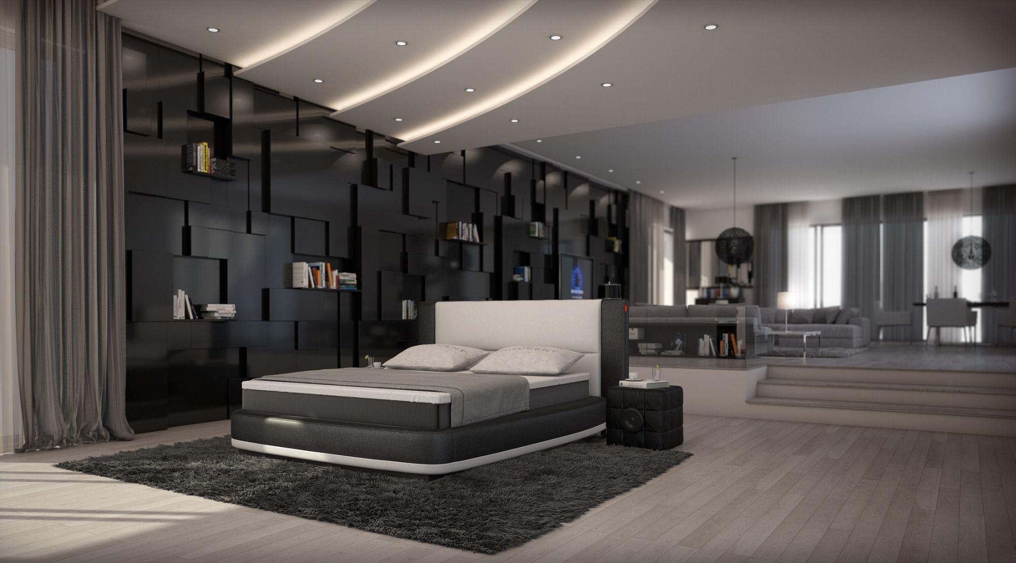 Trendy Farben U Design With Designer Bett.