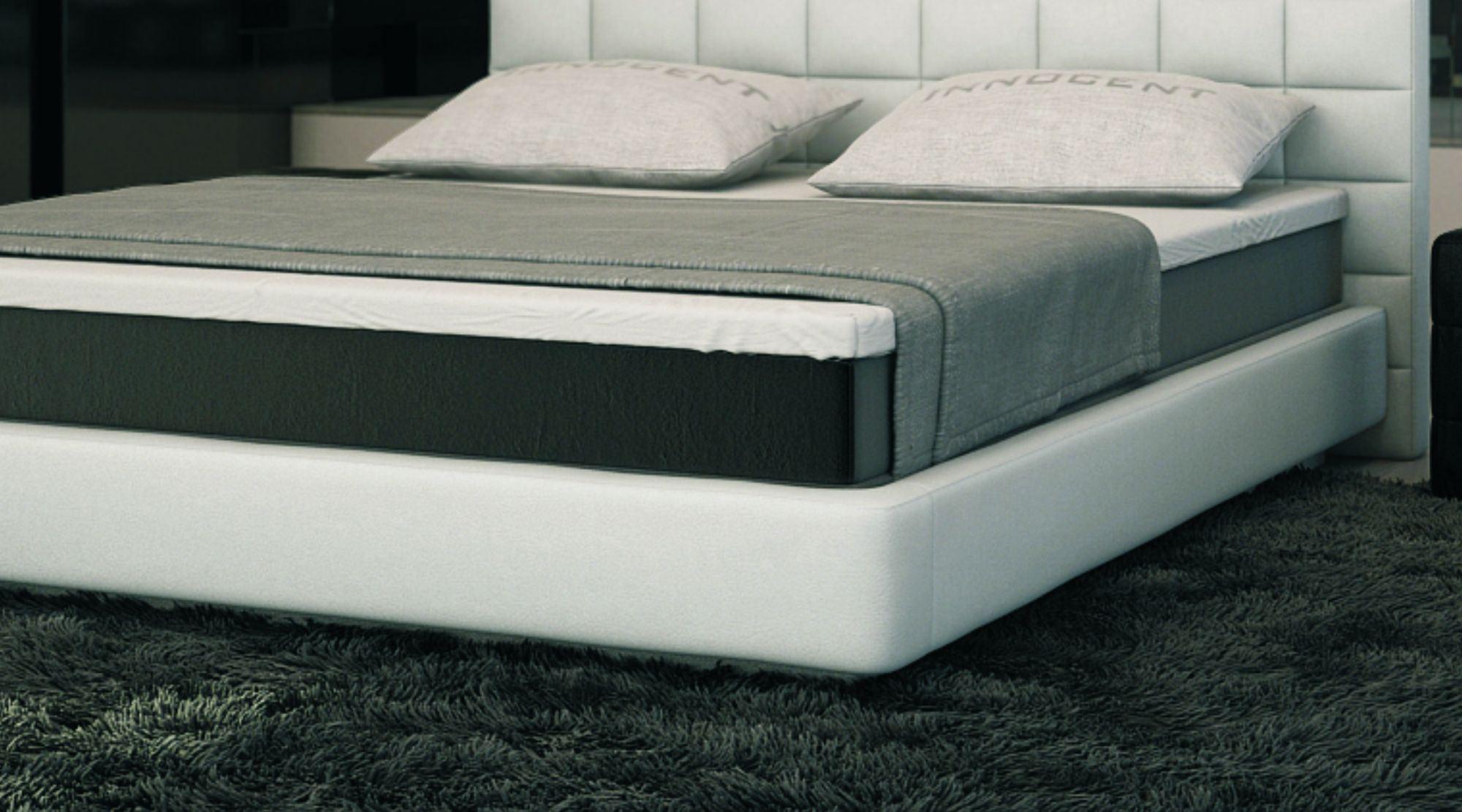 Cama box spring cama diseno aquila cama tapizada de diseno - Sofa cama aquila ...