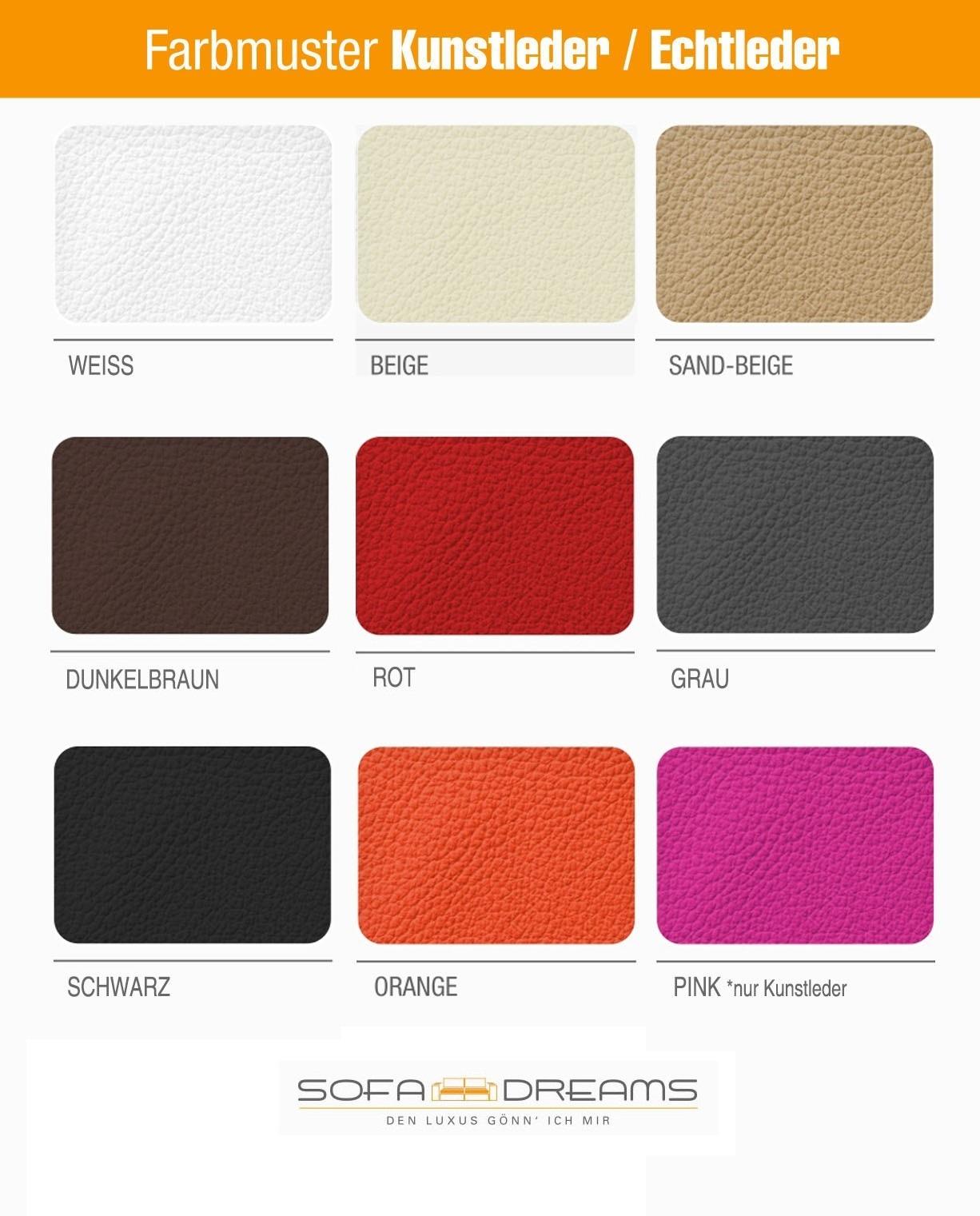 Farbauswahl für unsere KomplettBetten