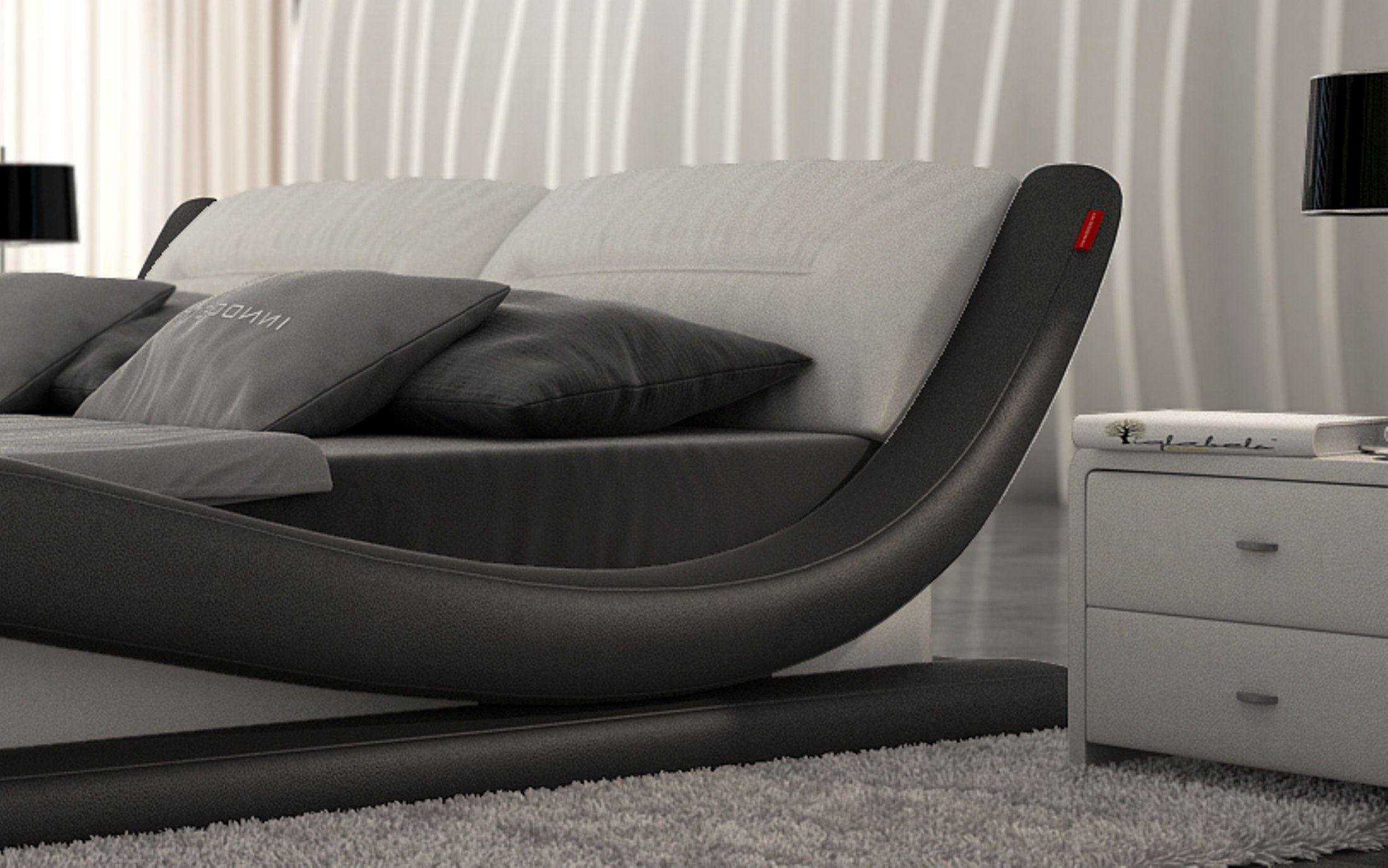 wasserbett aprilia komplettset luxus designerbett. Black Bedroom Furniture Sets. Home Design Ideas