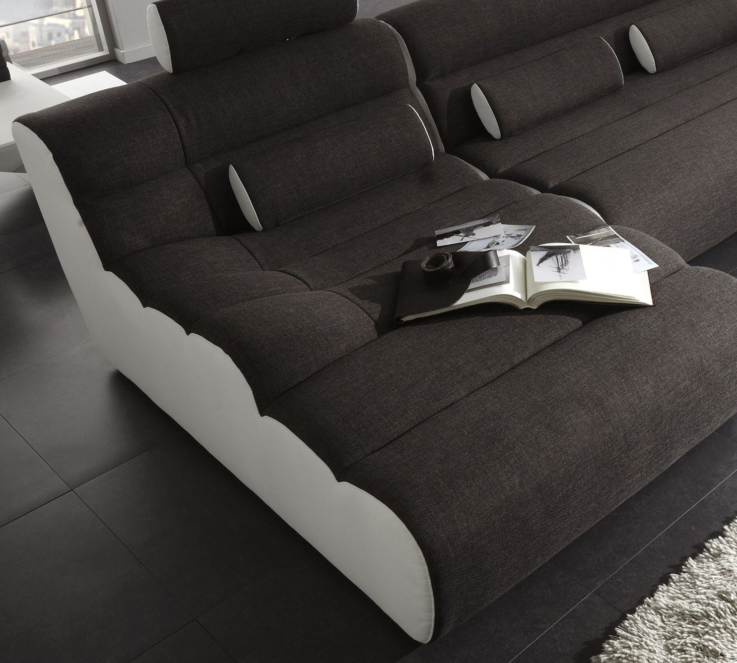 systemsofa ecksofa elements 5 create your own style kaufen bei. Black Bedroom Furniture Sets. Home Design Ideas