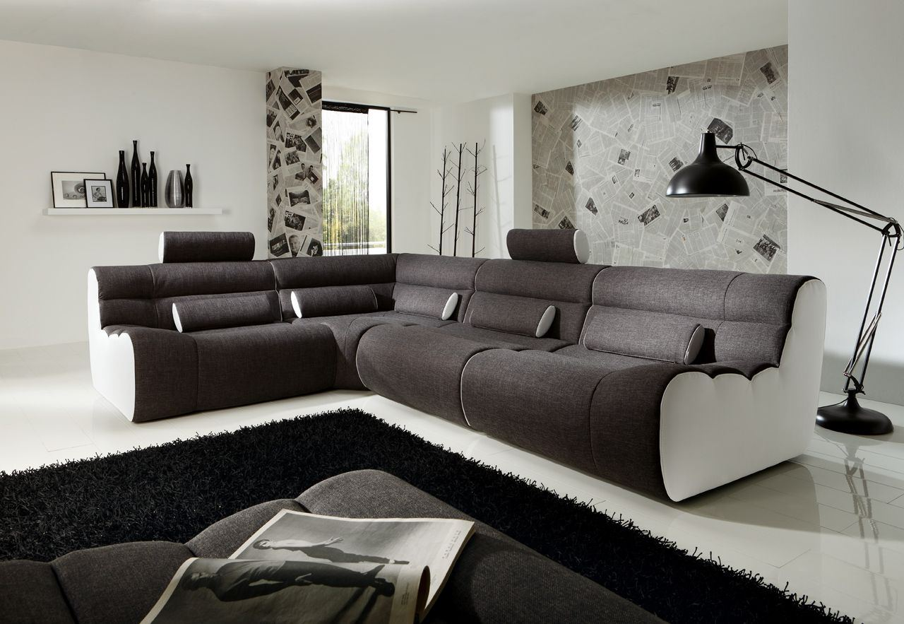 systemsofa ecksofa elements 7 create your own style. Black Bedroom Furniture Sets. Home Design Ideas
