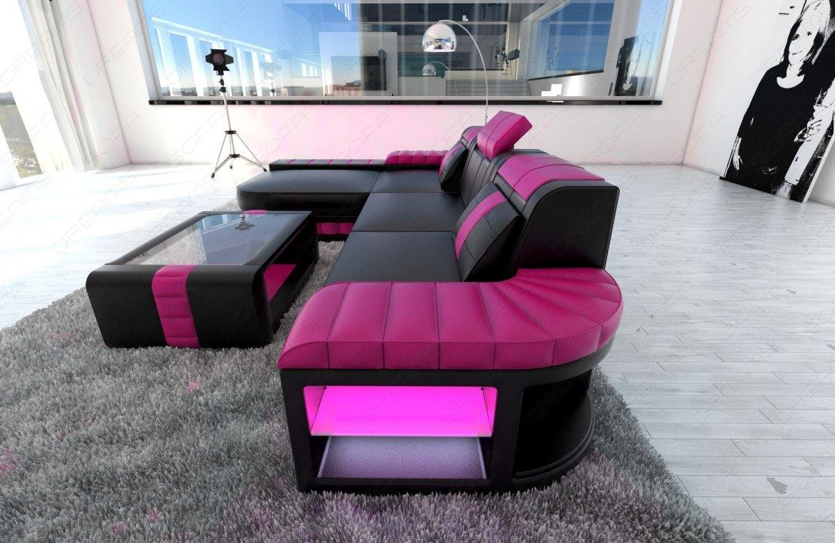 stilvolle sofa mit boxen bilder erindzain. Black Bedroom Furniture Sets. Home Design Ideas