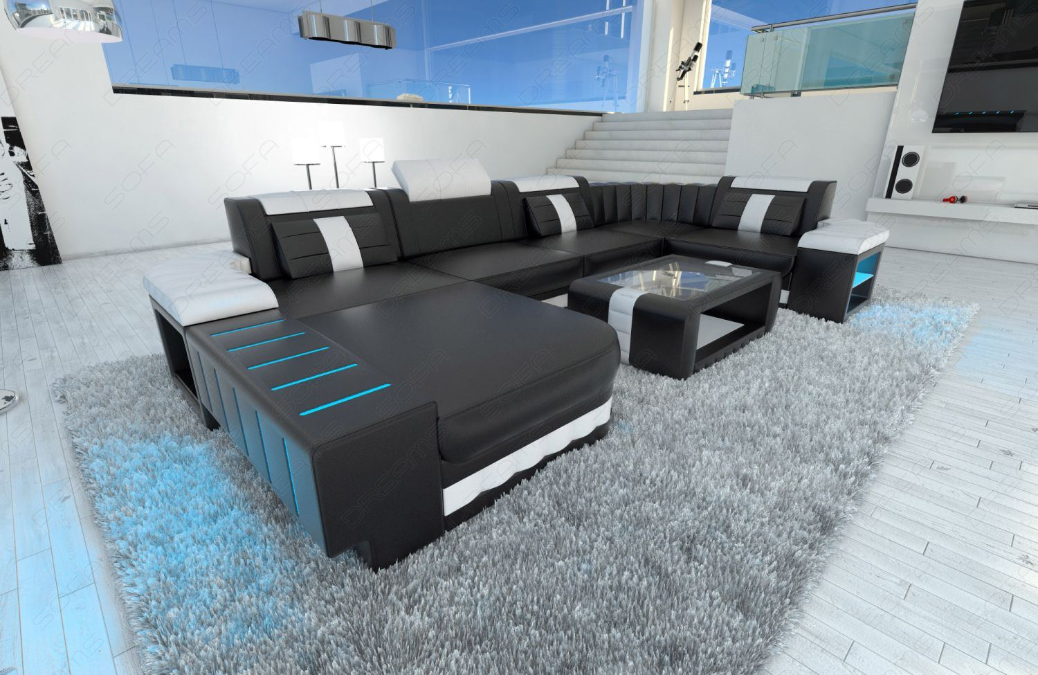 mega sofa rose mega sofa couch polstergarnitur vorschlag 1 von new look thesofa. Black Bedroom Furniture Sets. Home Design Ideas
