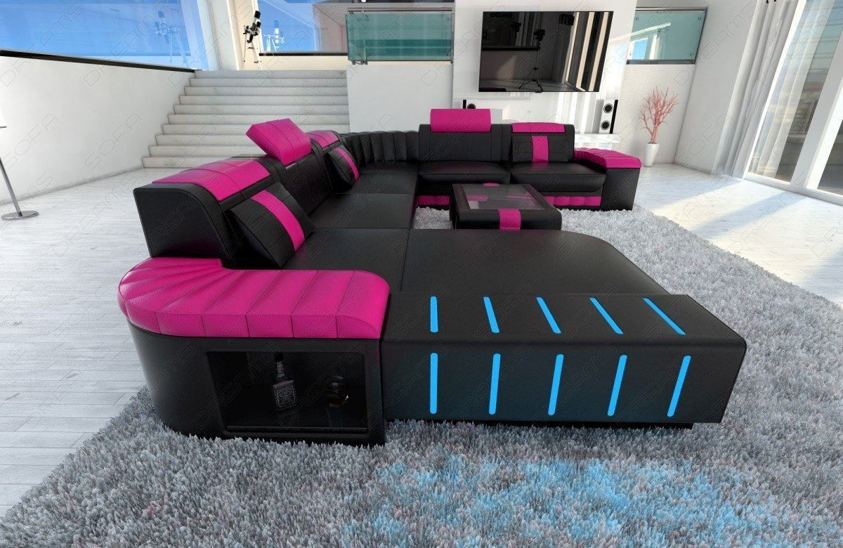 led sofa led sofa furnitures rsg lights private delhi id 14461558733 thesofa. Black Bedroom Furniture Sets. Home Design Ideas