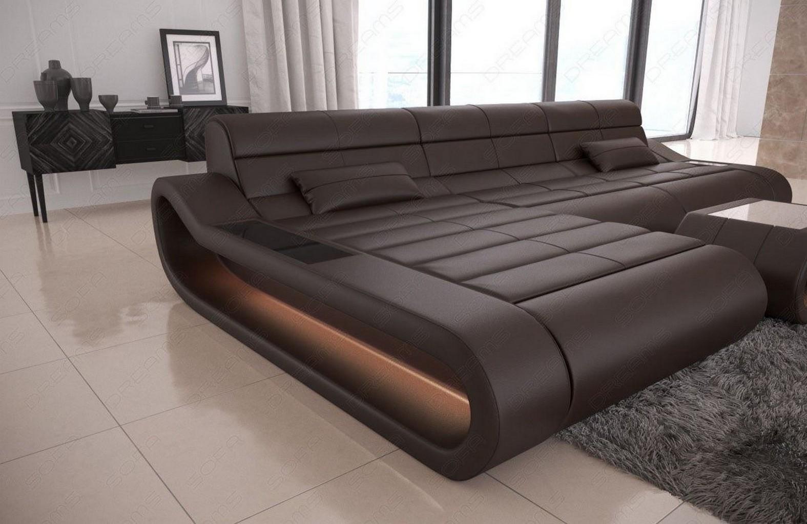 leder couch designer sofa ottomane concept l form lang. Black Bedroom Furniture Sets. Home Design Ideas