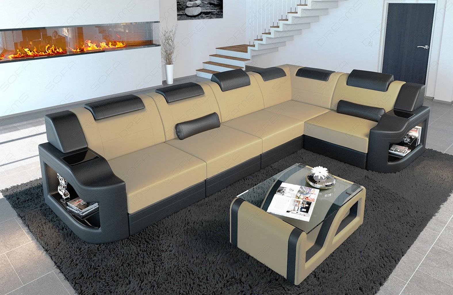 Fabric Sectional Sofa Manhattan L Shape Designer Couch ...