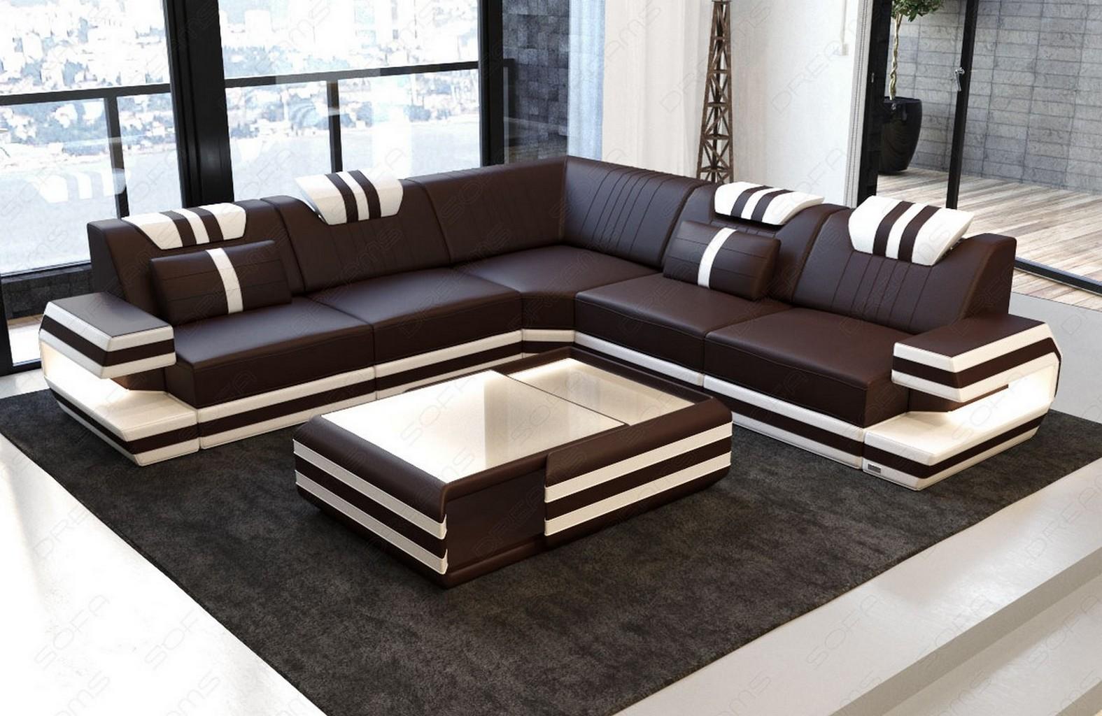 design sofa couch modern ragusa l form lounge ottoman. Black Bedroom Furniture Sets. Home Design Ideas
