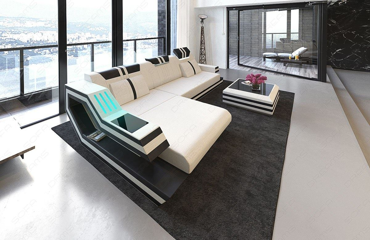 Magnificent Couch Sofa Big Sectional Fabric Hollywood L Shape Corner Machost Co Dining Chair Design Ideas Machostcouk