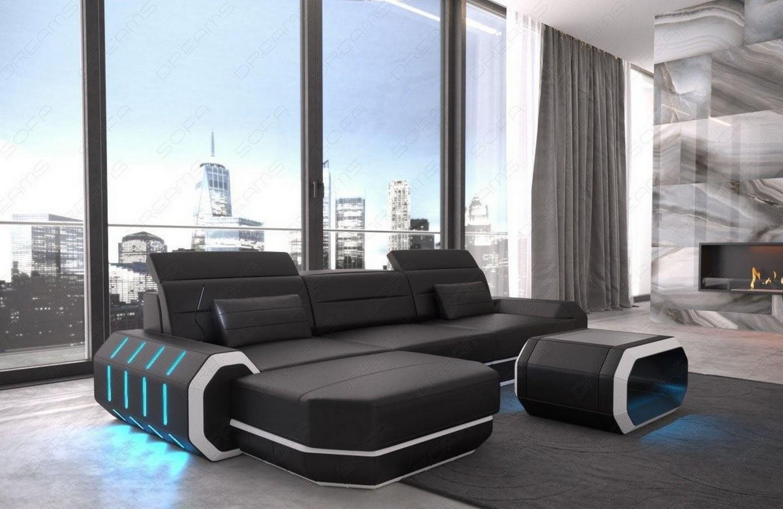 sectional sofa leather roma l shape corner sofa design. Black Bedroom Furniture Sets. Home Design Ideas
