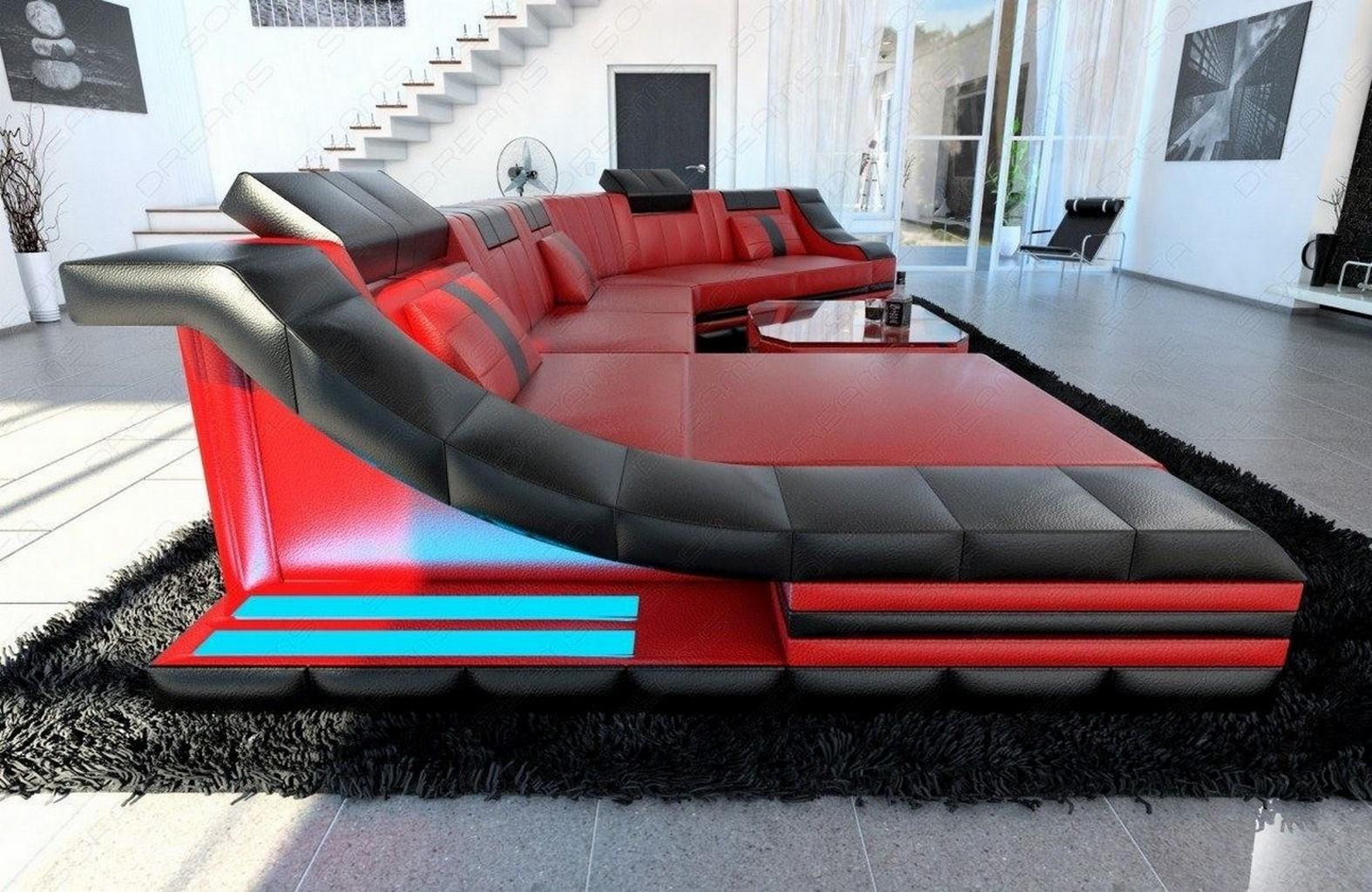 Luxury sectional sofa luxury sectional sofas thesofa for Wohnlandschaft sofa