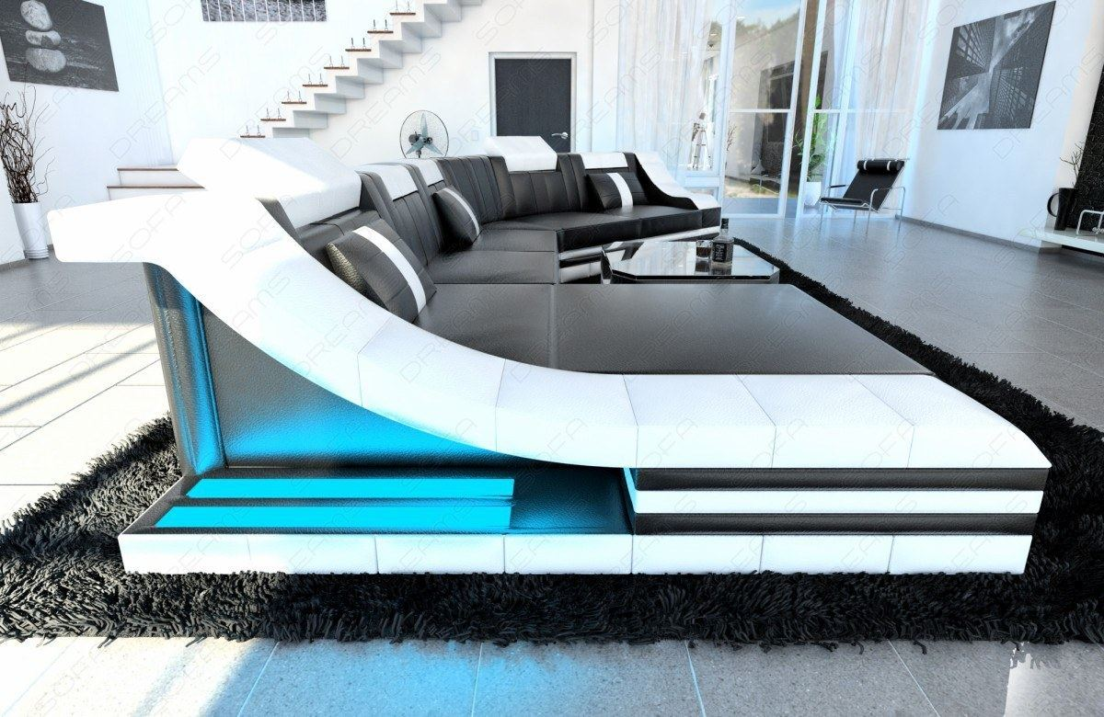 Big Sofa Xxl Wohnlandschaft. design couch big sofa xxl wohnlandschaft hocker leder. xxl sofa bei ...