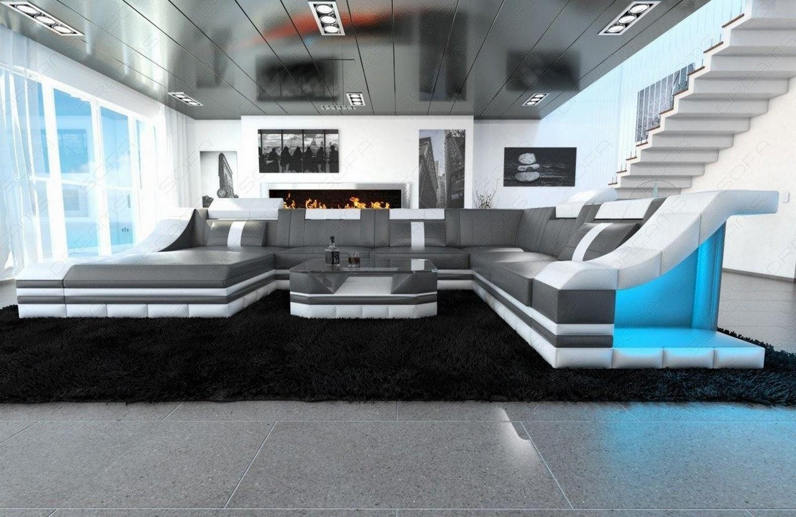 residential landscape turino xl with led lighting sofa. Black Bedroom Furniture Sets. Home Design Ideas