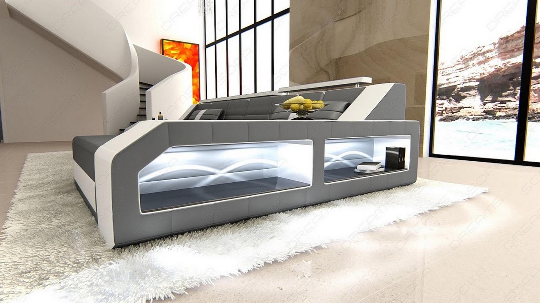 ledersofa eckcouch sofa leder arezzo l form ecksofa. Black Bedroom Furniture Sets. Home Design Ideas