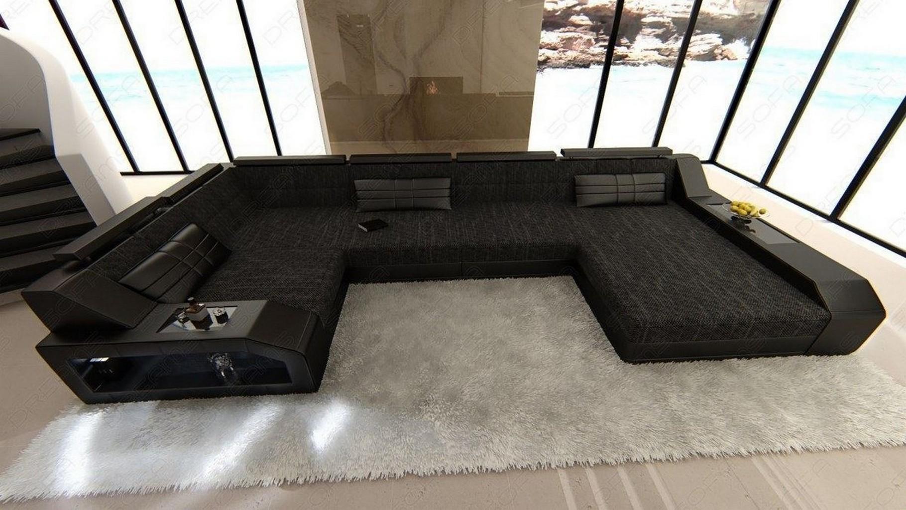 fabric sofa living landscape material mix arezzo u. Black Bedroom Furniture Sets. Home Design Ideas