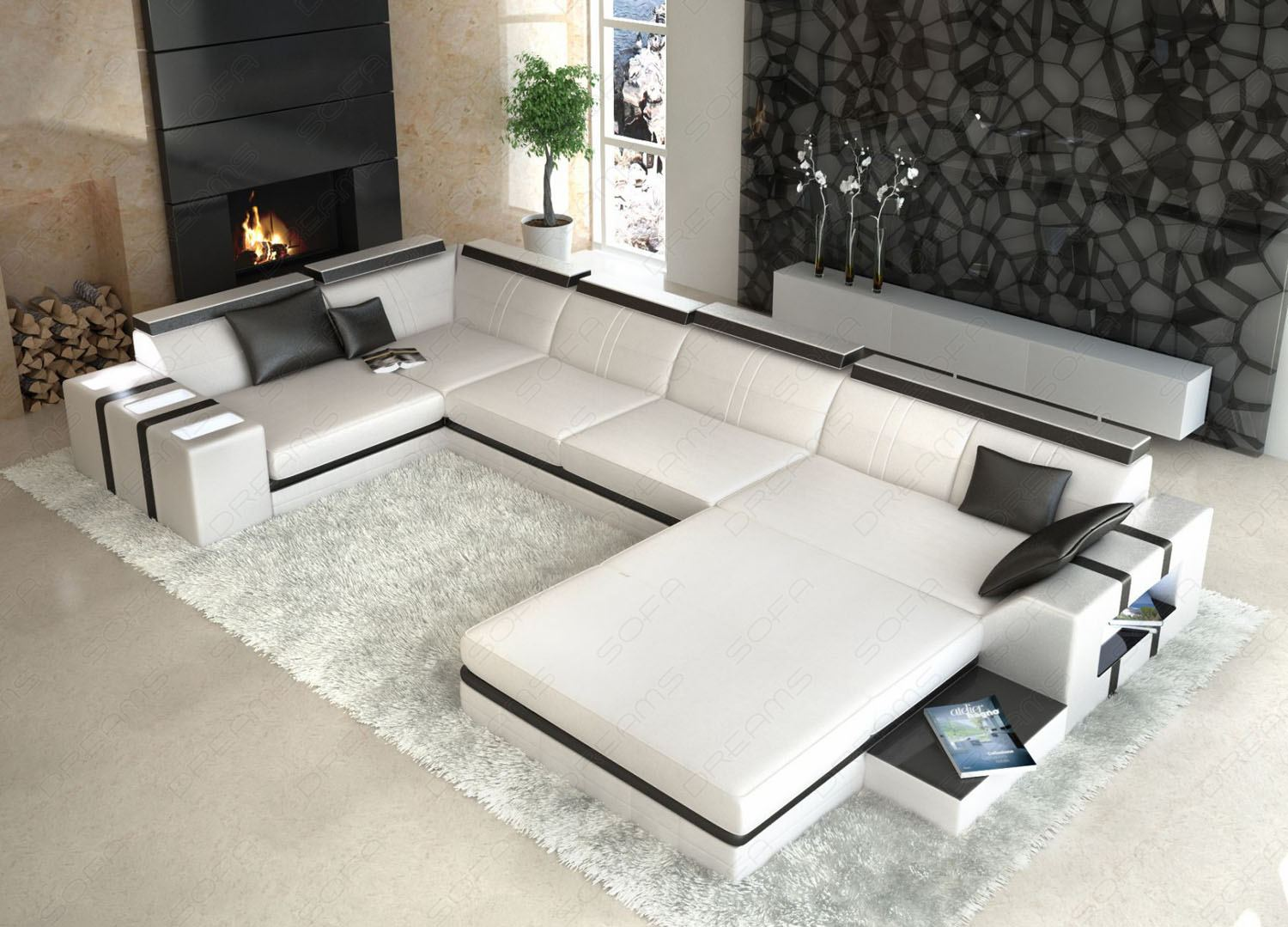 sofa u form mit schlaffunktion die feinste sammlung von. Black Bedroom Furniture Sets. Home Design Ideas
