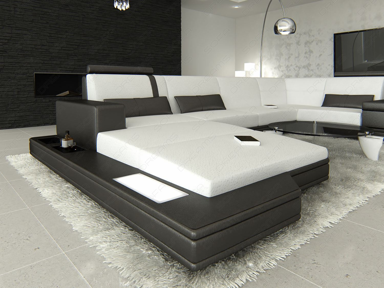 wohnlandschaft sofa stoff messana design luxus couch. Black Bedroom Furniture Sets. Home Design Ideas