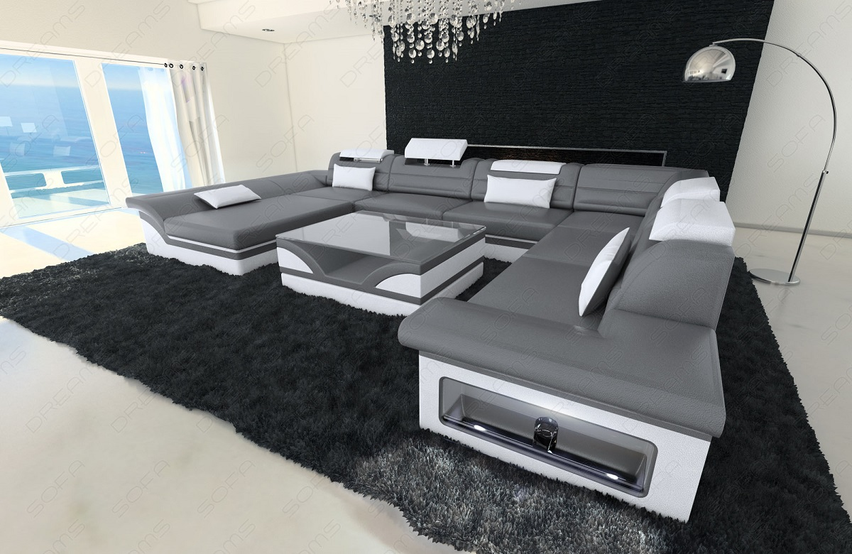 xxl sofa grau big sofa xxl otto carprola for big sofa. Black Bedroom Furniture Sets. Home Design Ideas