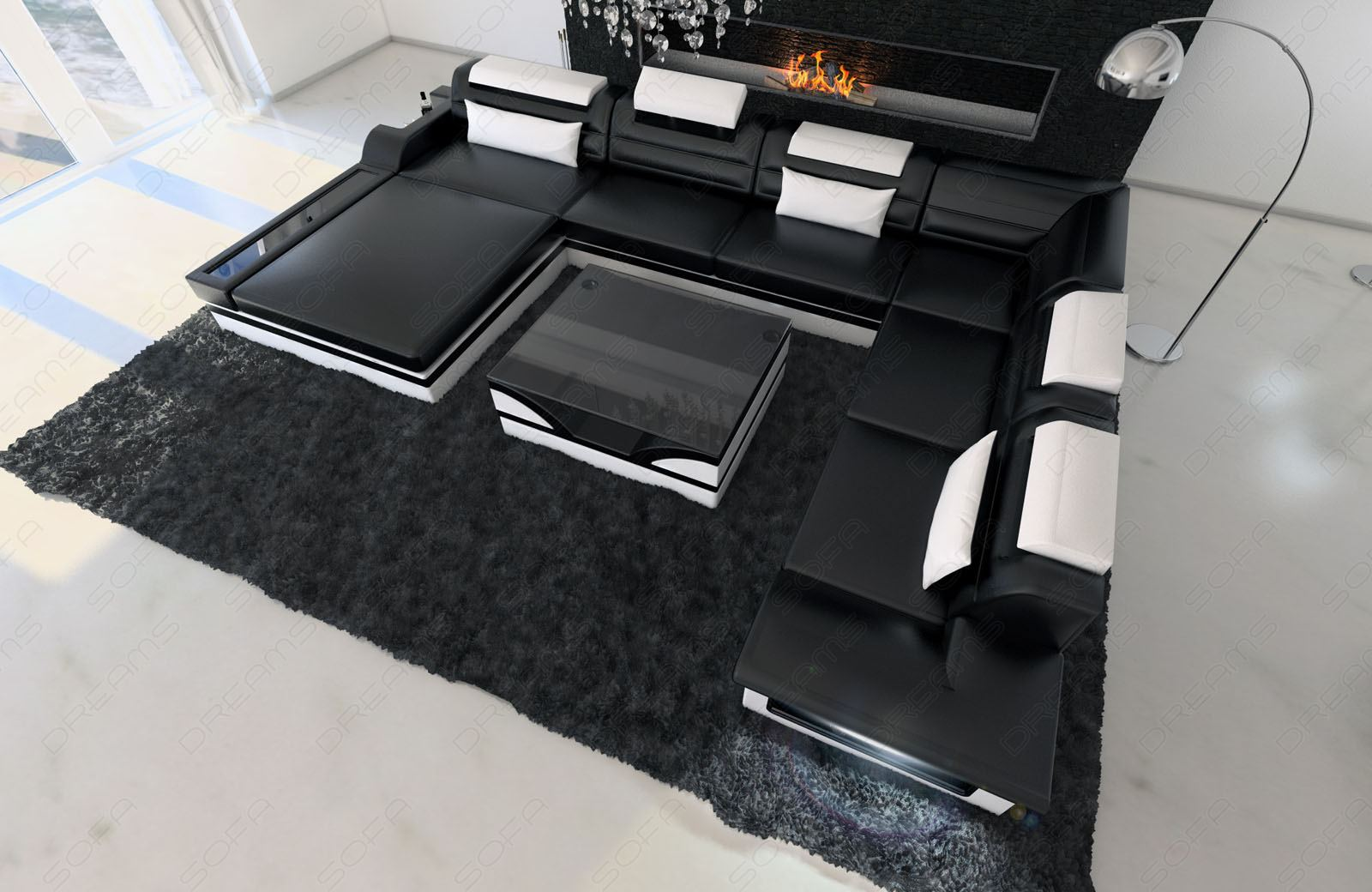designer couch stoff. Black Bedroom Furniture Sets. Home Design Ideas
