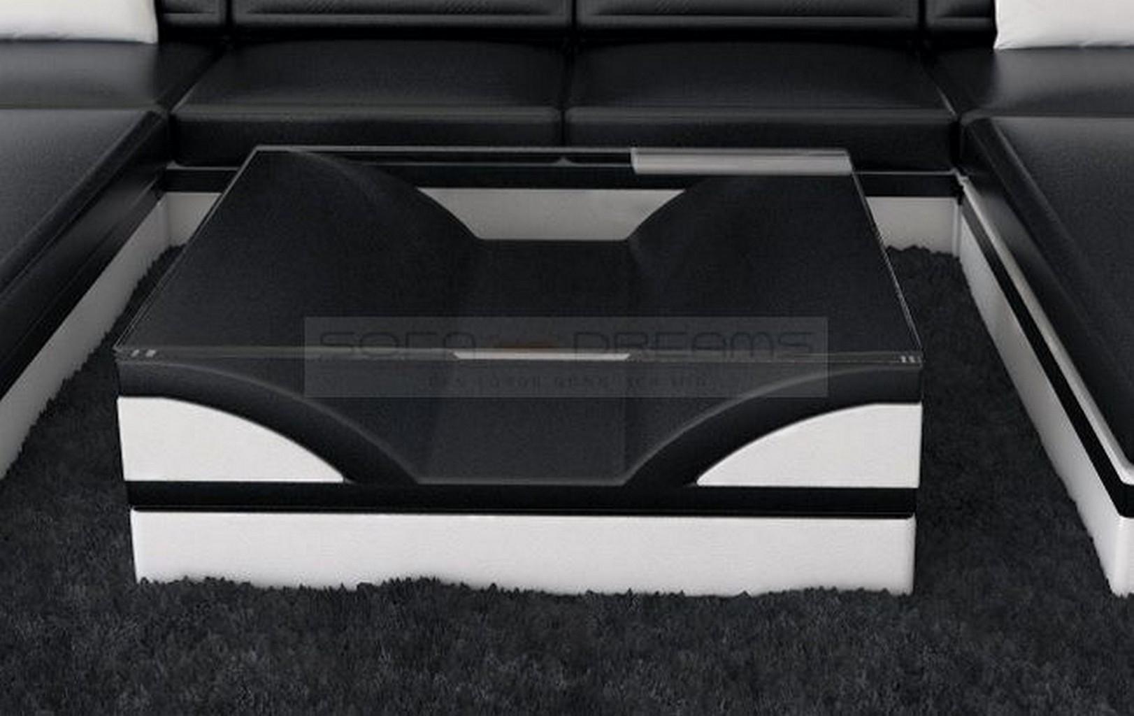 designertisch couchtisch monza beistelltisch wohnzimmertisch verschiedene farben ebay. Black Bedroom Furniture Sets. Home Design Ideas
