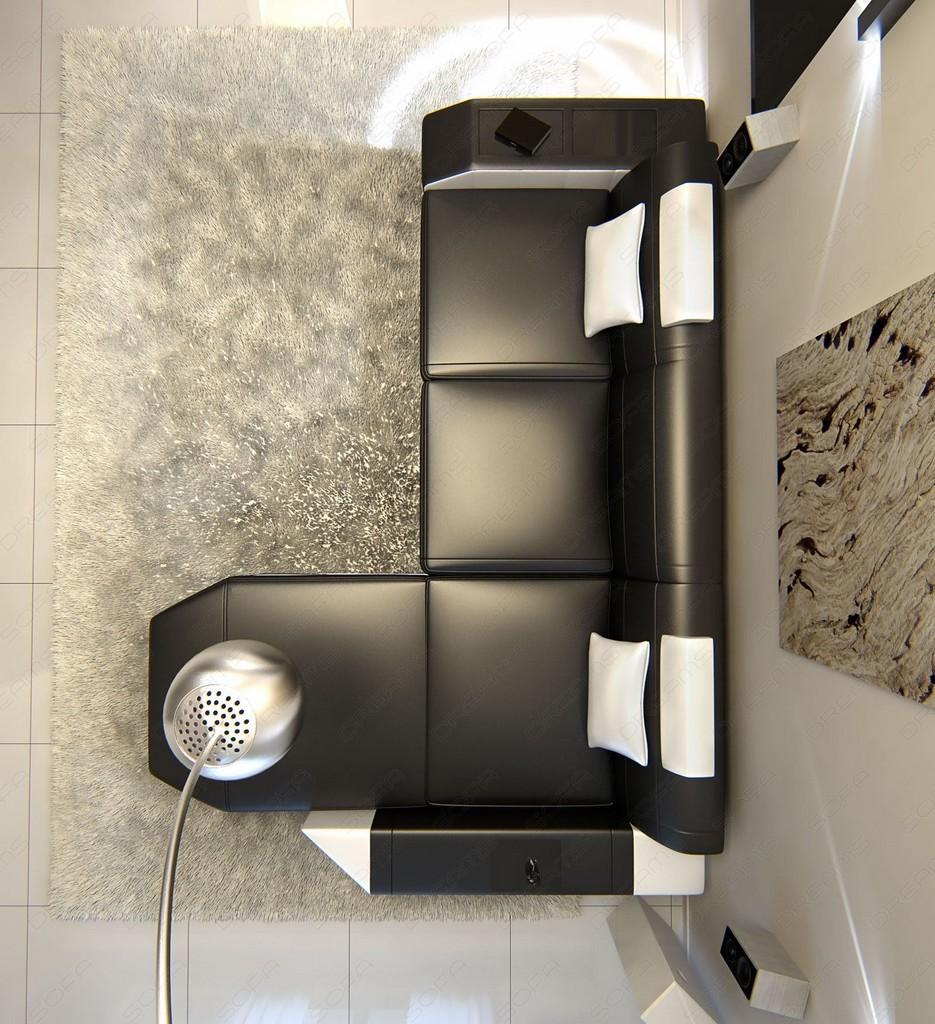 Design Ledercouch ledercouch l form ledercouch l form haus dekoration ledercouch l form haus ideen sofas