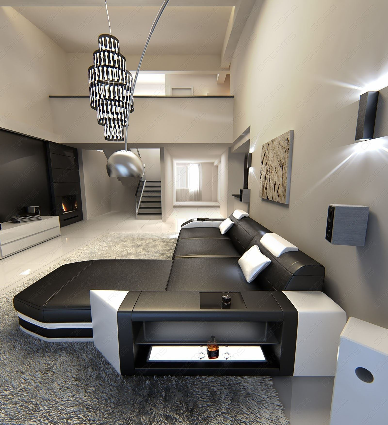 sofa l design decoration. Black Bedroom Furniture Sets. Home Design Ideas
