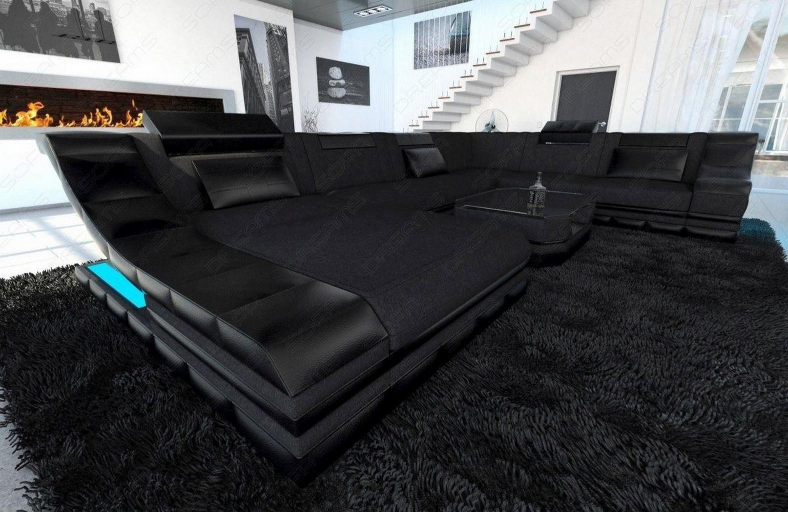 polsterecke design turino xl stoffsofa designersofa couch. Black Bedroom Furniture Sets. Home Design Ideas