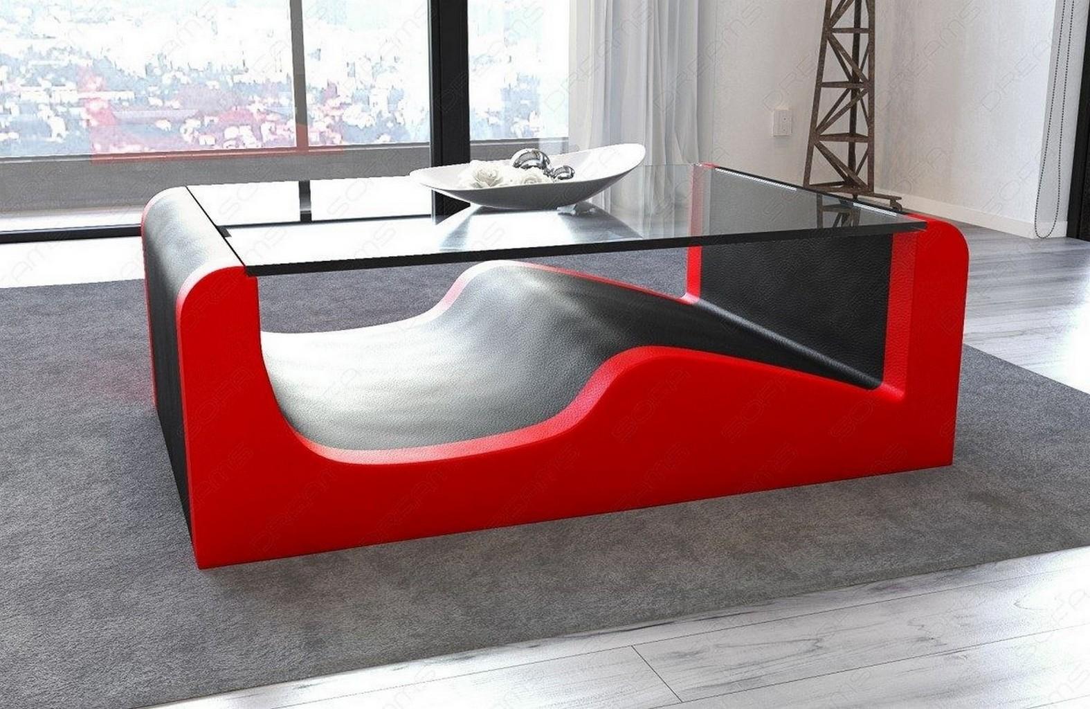 Couchtisch WAVE Designer Wohnzimmertisch Beistelltisch