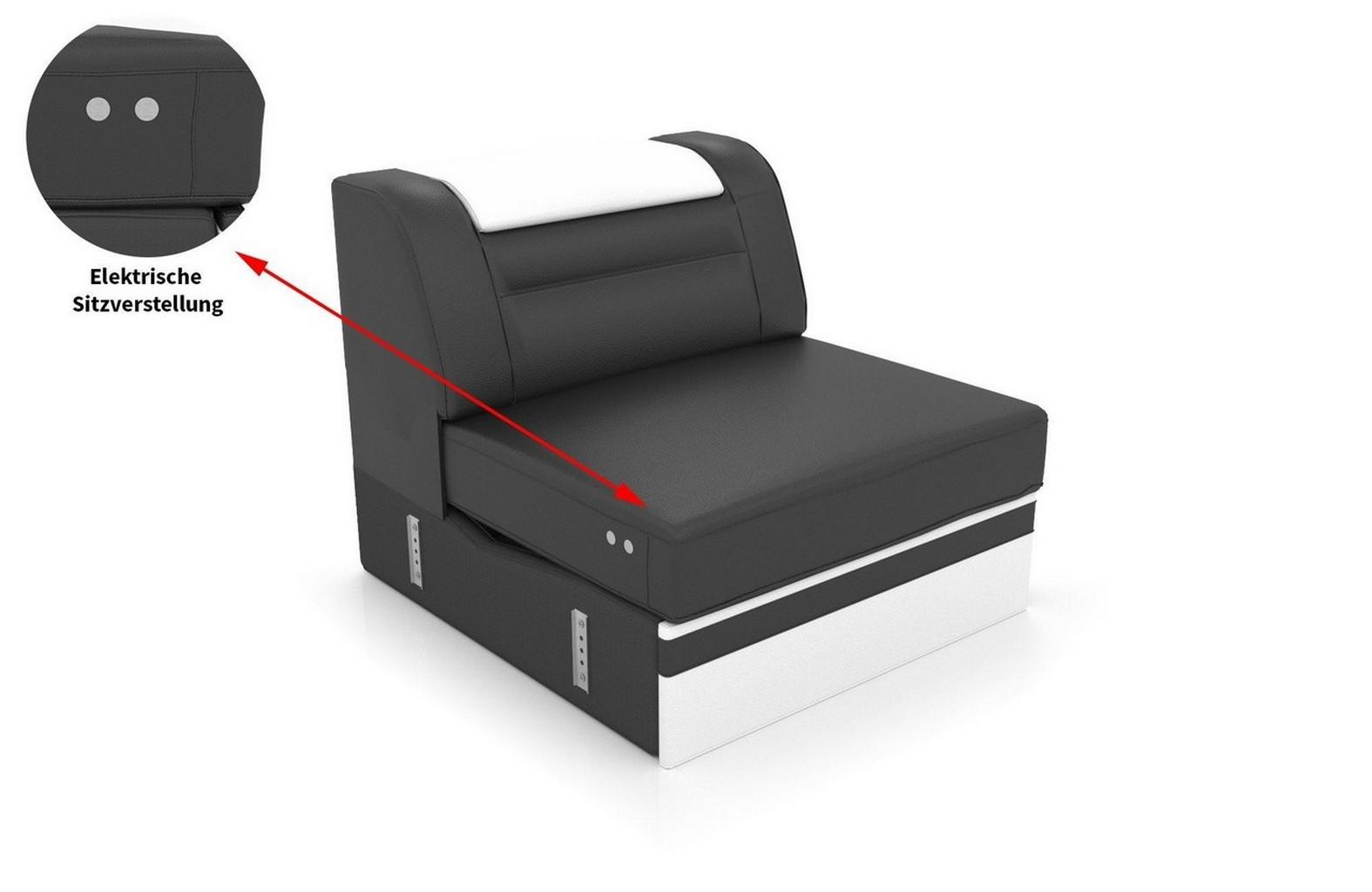 Recliner Funktion Relaxfunktion elektrisch für Sofa Dreams Sofas ...