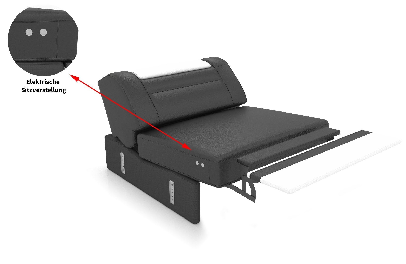 sofa elektrisch fantastisch couch elektrisch verstellbar charmante inspiration sofa und. Black Bedroom Furniture Sets. Home Design Ideas