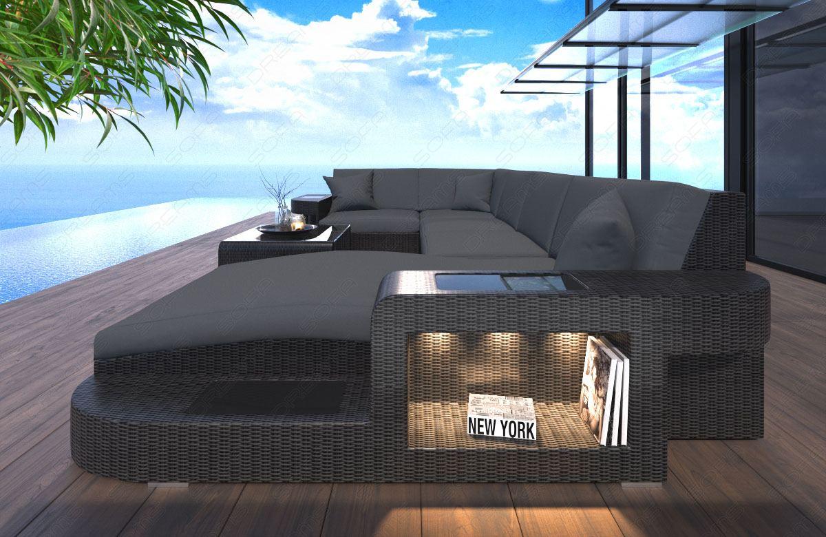 garten lounge mobel grau. Black Bedroom Furniture Sets. Home Design Ideas