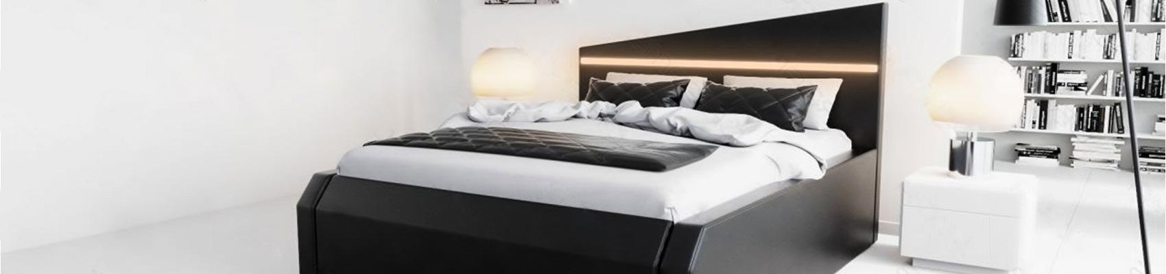 Boxspringbett mit Beleuchtung - Design Boxsprtingbetten | Sofa Dreams
