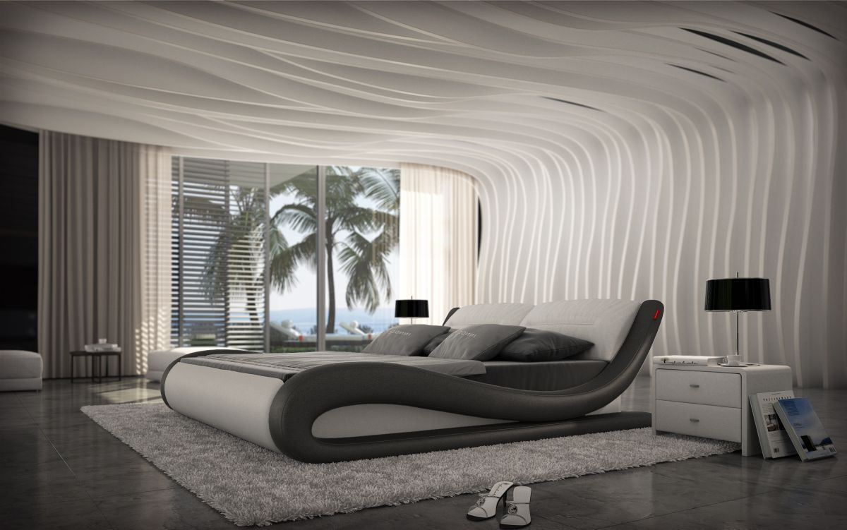 sofas ledersofa design polsterbett aprilia betten g nstig online kaufen. Black Bedroom Furniture Sets. Home Design Ideas