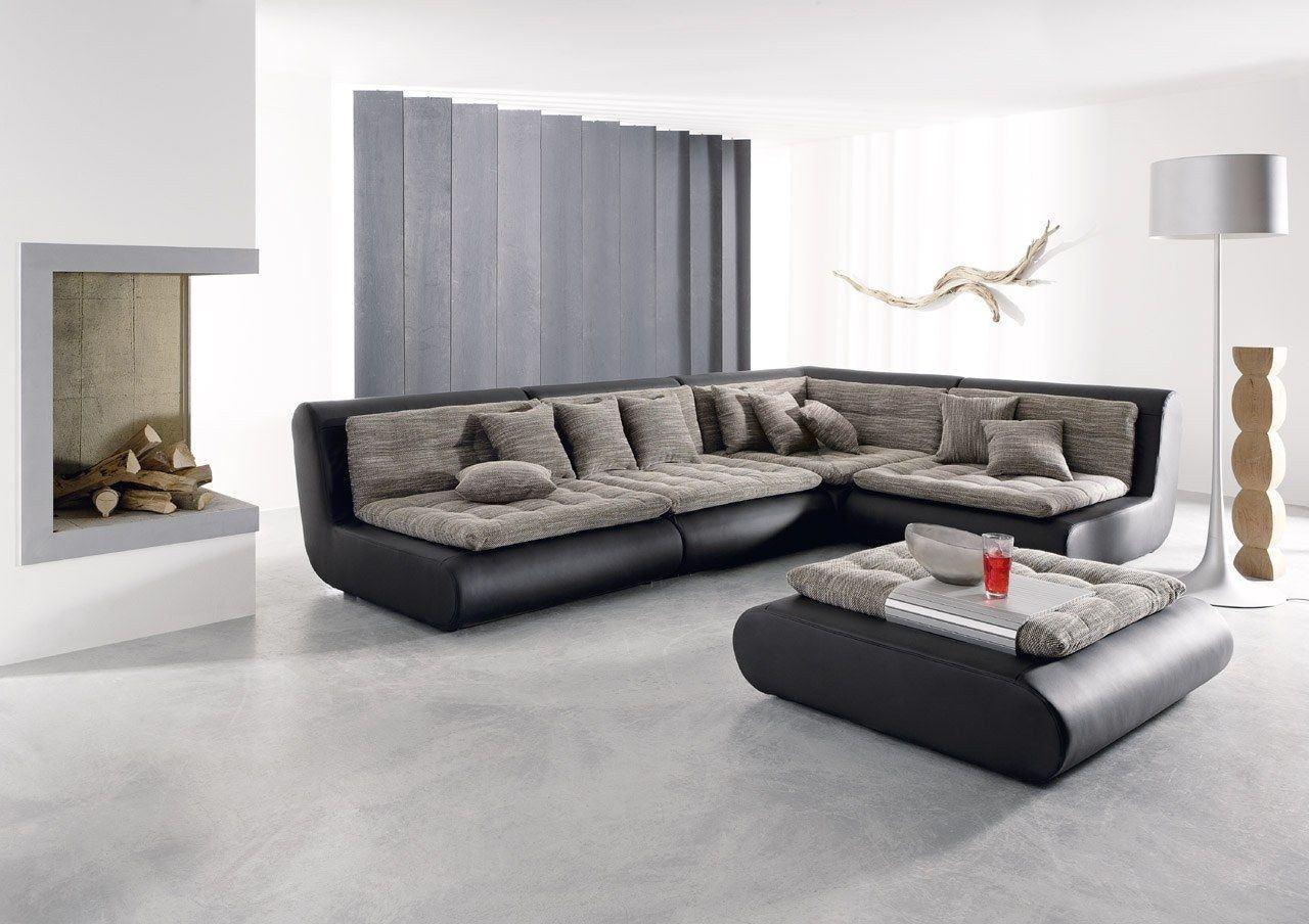 Luxus Sofa in U-Form
