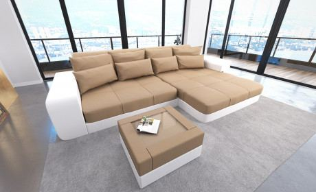 Big Sofa Milano Leder