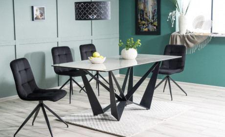 Esszimmertisch Astoria mit Keramik Tischplatte