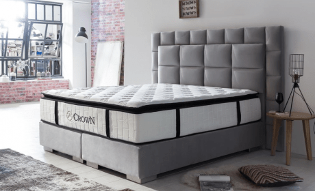 Design Boxspringbett New York