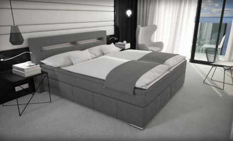 Boxspringbett Mit Beleuchtung Design Boxspringbetten Sofa Dreams