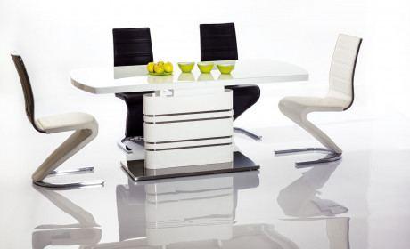 Design Esstisch Elegance Weiß