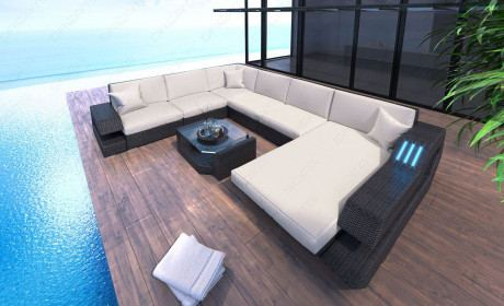 Garten Loungemöbel Und Rattan Lounge Möbel Sofa Dreams