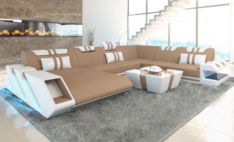 Wohnlandschaft Xxl U Oder L Form Sofa Dreams