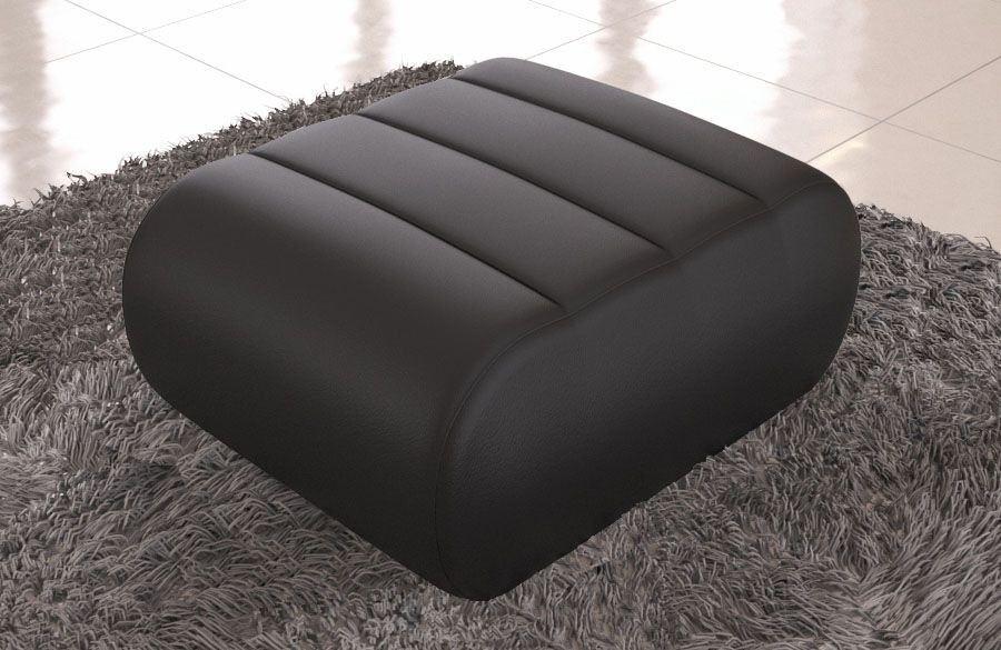 Beistellhocker für Sofa Concept - B87 x H40 x T70cm