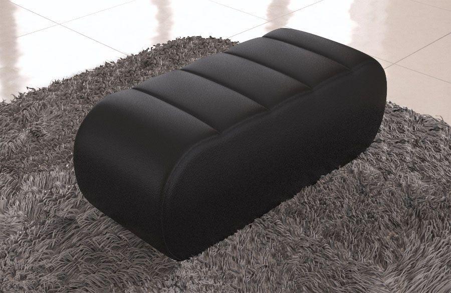 Beistellhocker für Sofa Concept - B111 x H40 x T50cm