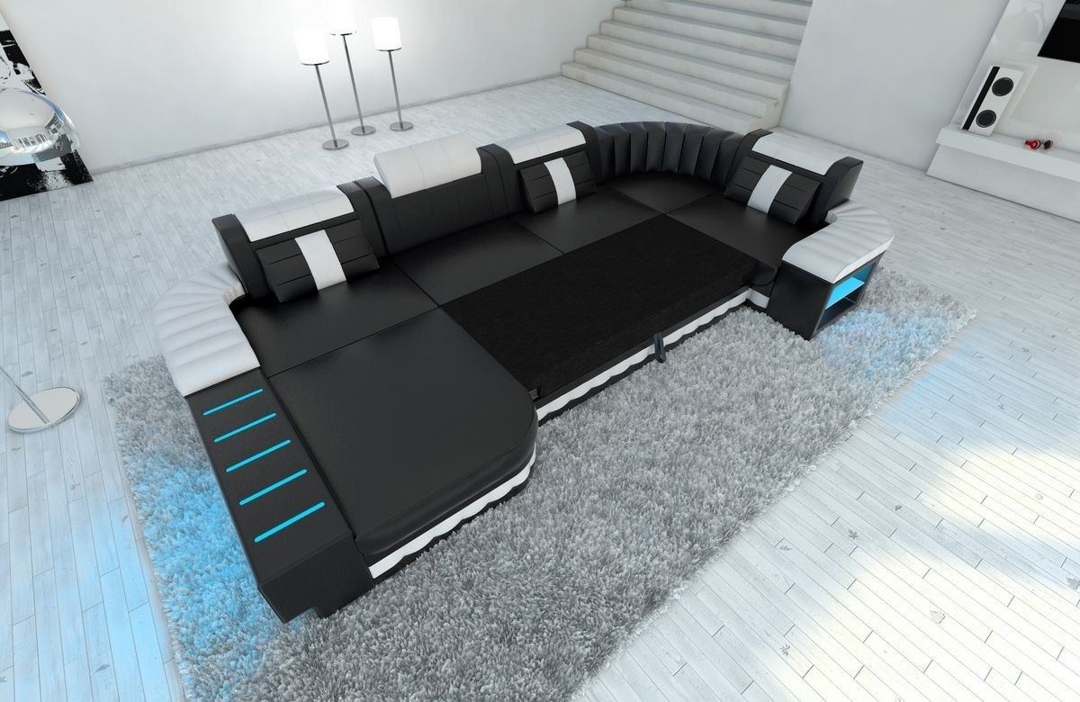 leder wohnlandschaft bellagio sofas und couches. Black Bedroom Furniture Sets. Home Design Ideas