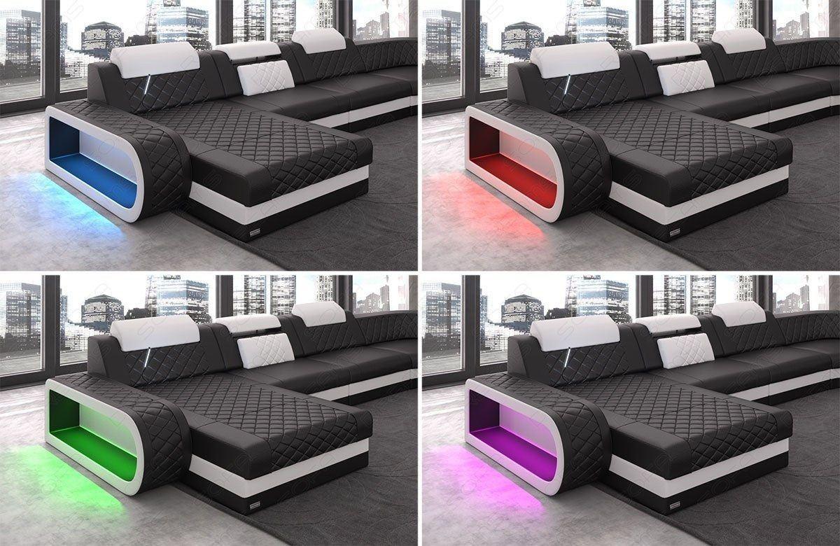 leder wohnlandschaft berlin. Black Bedroom Furniture Sets. Home Design Ideas