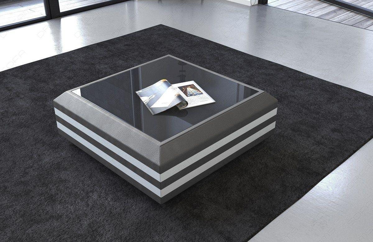 couchtisch ravenna wohnzimmertisch ausziehbar mit beleuchtung. Black Bedroom Furniture Sets. Home Design Ideas