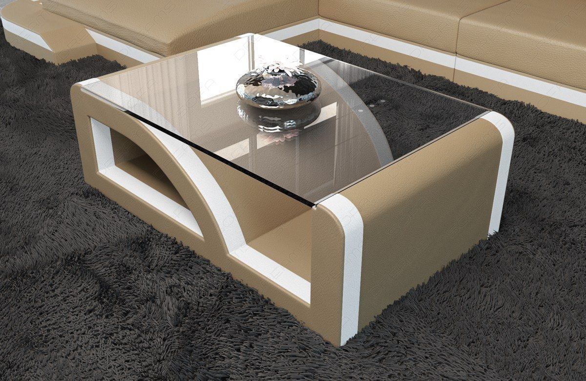 Design couchtisch affordable amazing design couchtisch for Design couchtisch district highgloss mit led beleuchtung