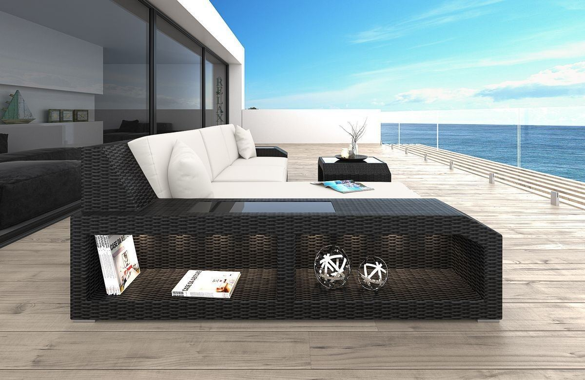 Ecksofa mit led beleuchtung affordable designer sofa for Ecksofa xl nikita