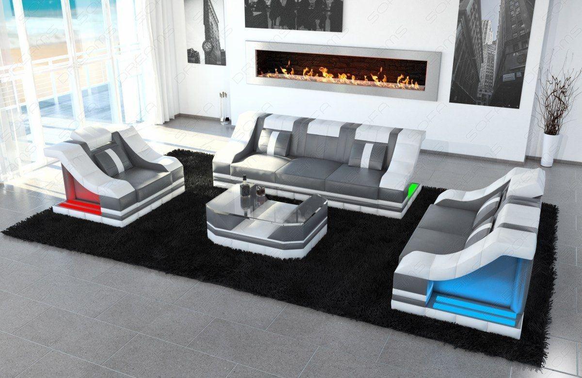 Couchgarnitur Turino 3 Sitzer 2 Sitzer Sofas Und Sessel